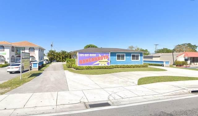 355 W 49th St, Hialeah, FL 33012 (MLS #A10983885) :: Rivas Vargas Group