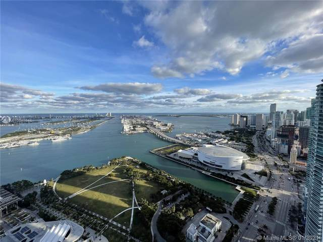 1100 Biscayne Blvd #5402, Miami, FL 33132 (MLS #A10983946) :: The Teri Arbogast Team at Keller Williams Partners SW