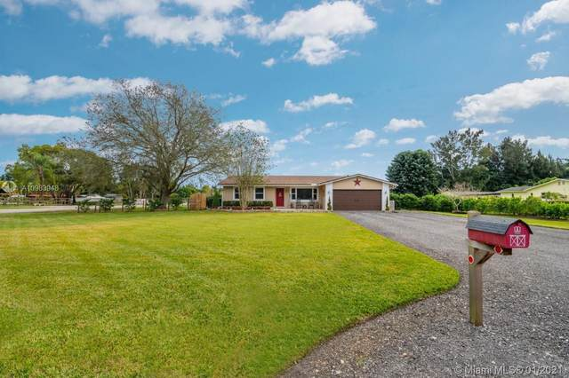 5400 SW 188th Ave, Southwest Ranches, FL 33332 (MLS #A10983948) :: The Teri Arbogast Team at Keller Williams Partners SW