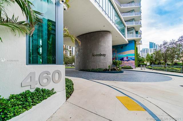 460 NE 28th St #601, Miami, FL 33137 (MLS #A10984010) :: Patty Accorto Team