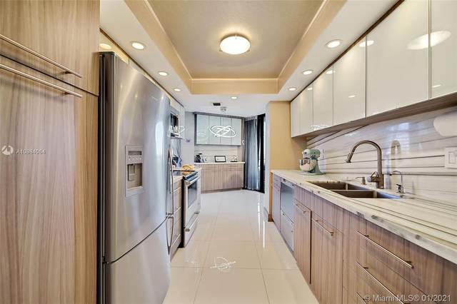 1000 Quayside Ter #811, Miami, FL 33138 (MLS #A10984064) :: Castelli Real Estate Services