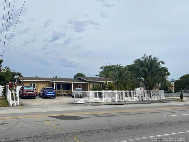 5701 NW 114th St, Hialeah, FL 33012 (MLS #A10984065) :: THE BANNON GROUP at RE/MAX CONSULTANTS REALTY I