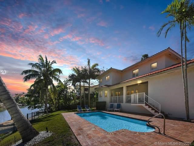1541 Bella Vista Avenue, Coral Gables, FL 33156 (MLS #A10984066) :: Berkshire Hathaway HomeServices EWM Realty