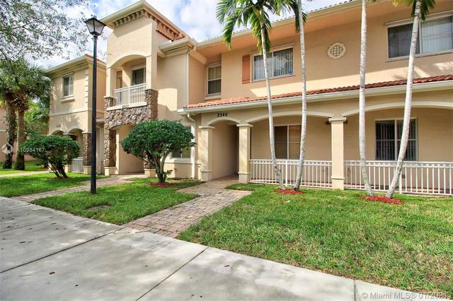 2548 SW 83rd Ave #103, Miramar, FL 33025 (MLS #A10984167) :: The Teri Arbogast Team at Keller Williams Partners SW