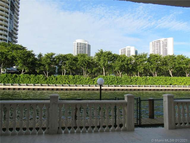 3745 NE 171st St #52, North Miami Beach, FL 33160 (MLS #A10984174) :: Team Citron