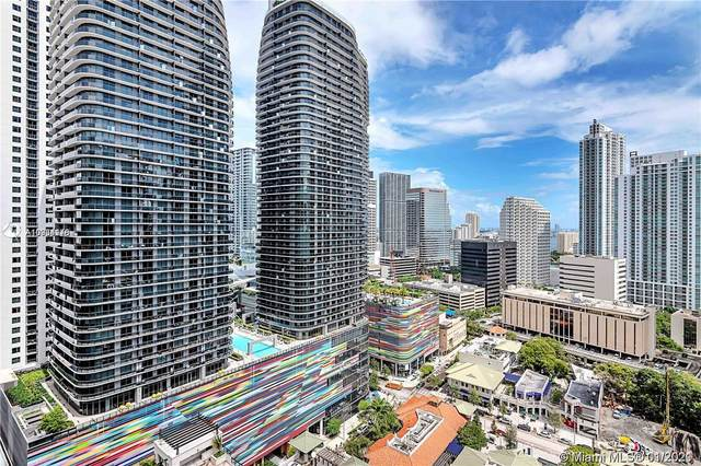 999 SW 1st Ave #2602, Miami, FL 33130 (MLS #A10984178) :: Podium Realty Group Inc
