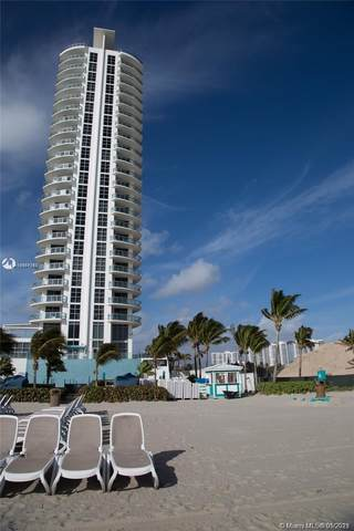 18683 Collins Ave #1110, Sunny Isles Beach, FL 33160 (MLS #A10984181) :: The Riley Smith Group