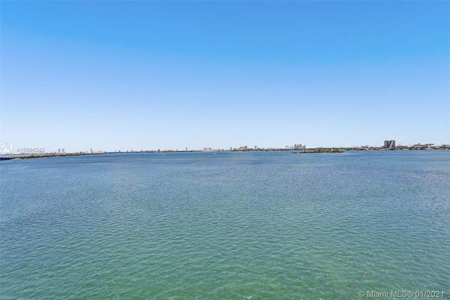 555 NE 30th St #901, Miami, FL 33137 (MLS #A10984242) :: The Jack Coden Group