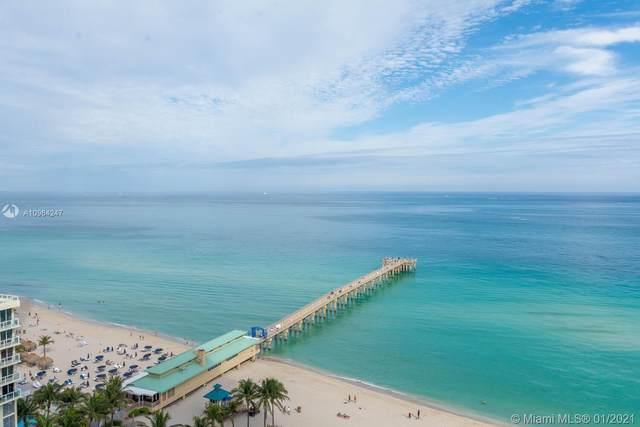 16485 Collins Ave #1735, Sunny Isles Beach, FL 33160 (MLS #A10984247) :: Equity Advisor Team