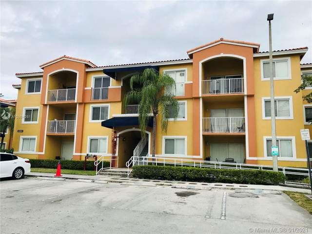 20930 SW 87th Ave #301, Cutler Bay, FL 33189 (MLS #A10984261) :: The Teri Arbogast Team at Keller Williams Partners SW