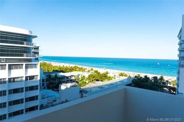 100 Lincoln Rd 1123 & 1102, Miami Beach, FL 33139 (MLS #A10984267) :: Miami Villa Group