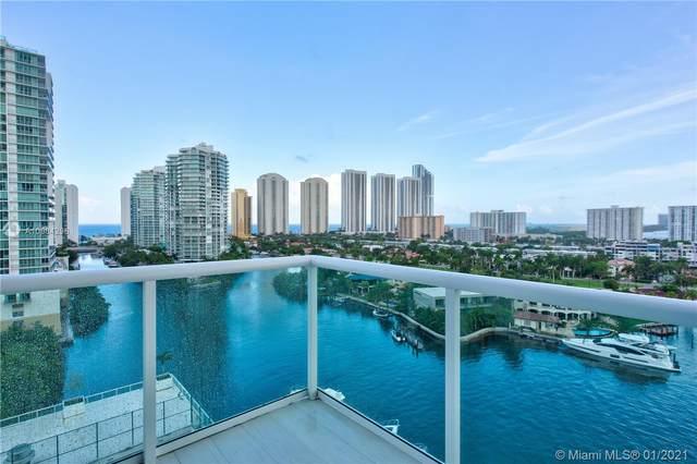 400 Sunny Isles Blvd #1222, Sunny Isles Beach, FL 33160 (MLS #A10984296) :: Equity Advisor Team