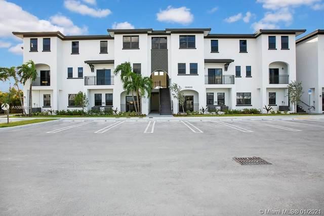 15600 SW 136 STREET #206, Miami, FL 33196 (MLS #A10984312) :: Green Realty Properties