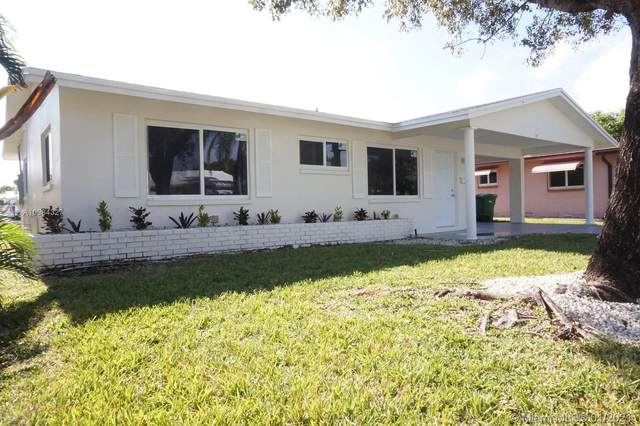 7112 NW 57th Dr, Tamarac, FL 33321 (MLS #A10984327) :: THE BANNON GROUP at RE/MAX CONSULTANTS REALTY I