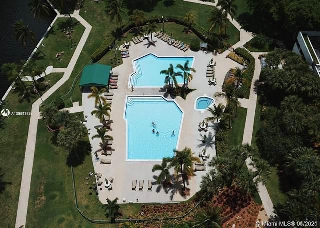18151 NE 31st Ct #210, Aventura, FL 33160 (MLS #A10984369) :: Dalton Wade Real Estate Group