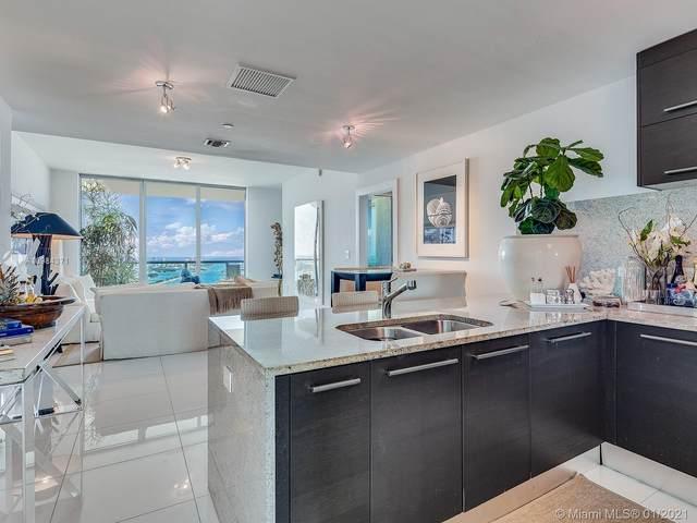 900 Biscayne Blvd #5602, Miami, FL 33132 (MLS #A10984371) :: Patty Accorto Team