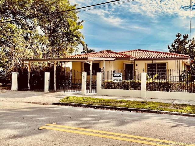 2380 SW 18th St, Miami, FL 33145 (MLS #A10984417) :: Berkshire Hathaway HomeServices EWM Realty