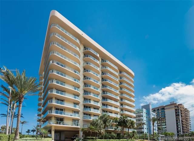 8855 Collins Ave 8B, Surfside, FL 33154 (MLS #A10984420) :: Carlos + Ellen