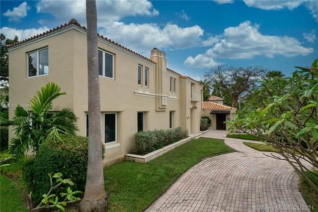 2850 Sheridan Ave, Miami Beach, FL 33140 (MLS #A10984444) :: Team Citron