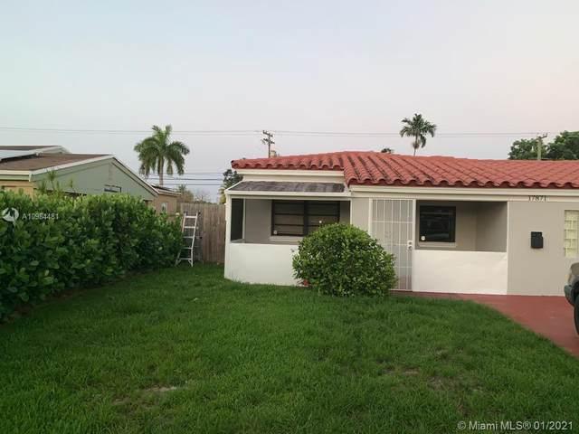 17871 NE 19th Ave, North Miami Beach, FL 33162 (MLS #A10984481) :: Laurie Finkelstein Reader Team