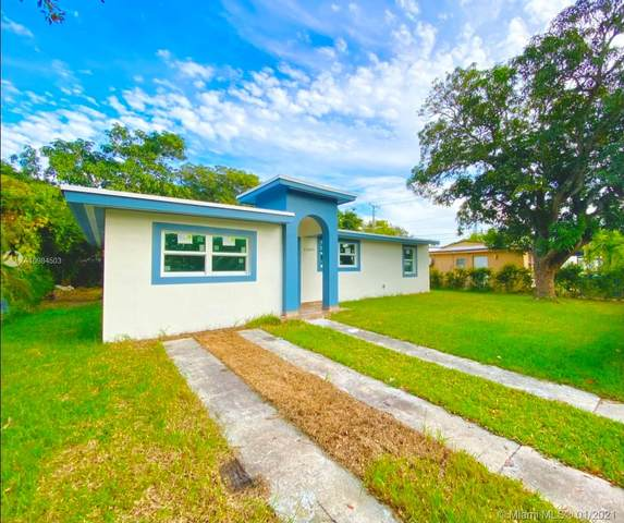 12685 NW Miami Ct, North Miami, FL 33168 (MLS #A10984503) :: Carole Smith Real Estate Team