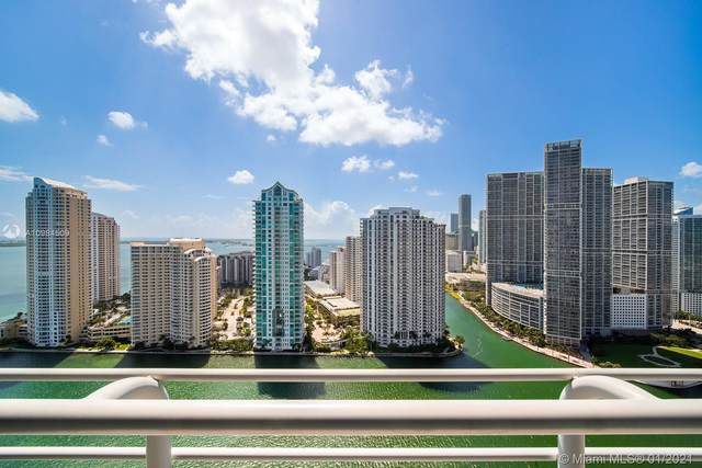 325 S Biscayne Blvd #3515, Miami, FL 33131 (MLS #A10984509) :: Albert Garcia Team