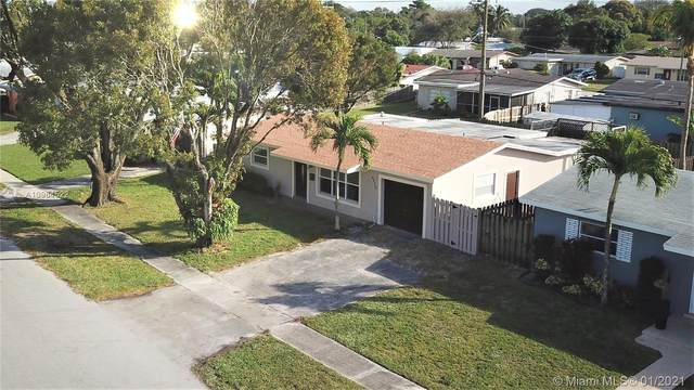 6330 Liberty St, Hollywood, FL 33024 (MLS #A10984522) :: THE BANNON GROUP at RE/MAX CONSULTANTS REALTY I