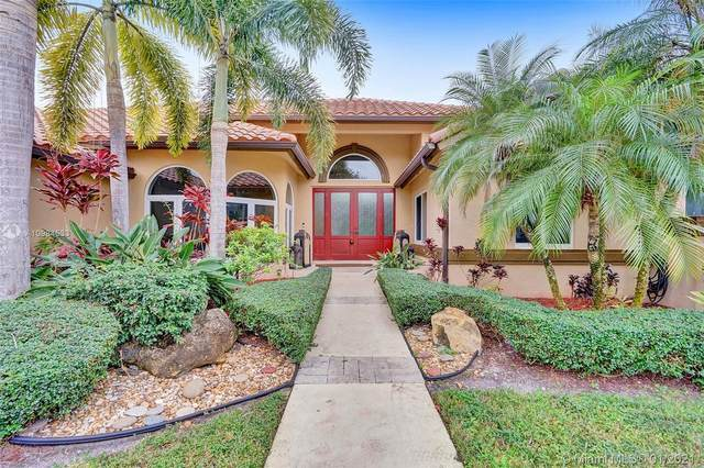 385 Sabal Way, Weston, FL 33326 (MLS #A10984533) :: Search Broward Real Estate Team