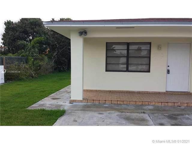 770 E 27th St, Hialeah, FL 33013 (MLS #A10984536) :: Carole Smith Real Estate Team