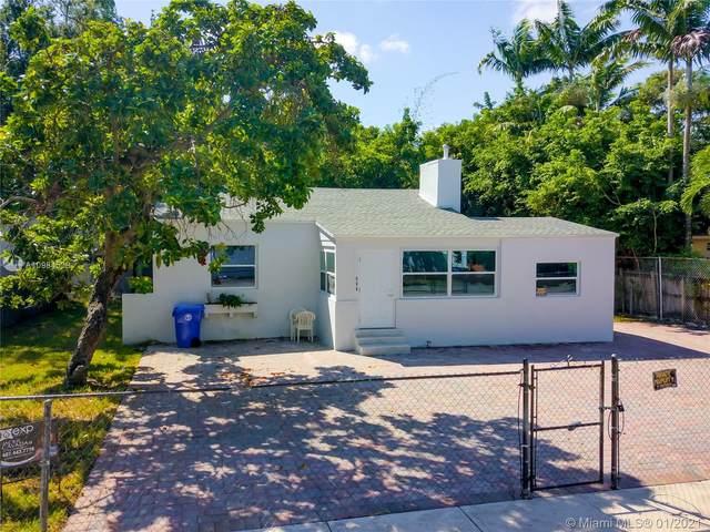 666 NE 62nd St, Miami, FL 33138 (MLS #A10984538) :: Prestige Realty Group