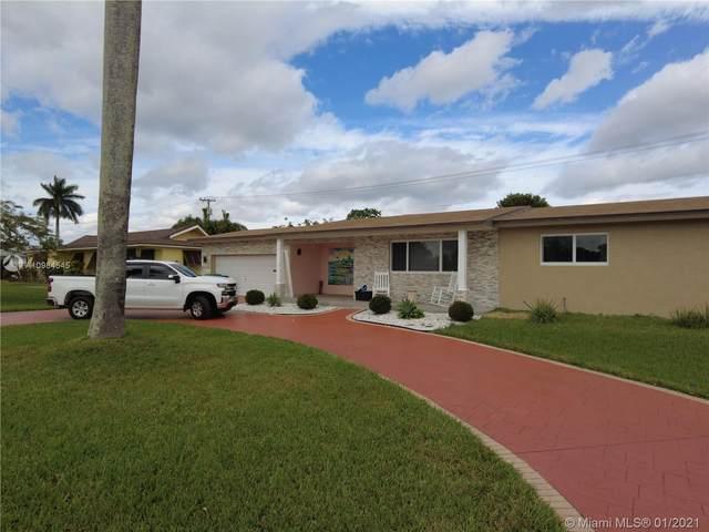 1365 NW 203rd Street, Miami Gardens, FL 33169 (MLS #A10984545) :: Green Realty Properties