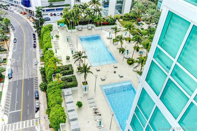 950 Brickell Bay Dr #2311, Miami, FL 33131 (MLS #A10984570) :: The Teri Arbogast Team at Keller Williams Partners SW