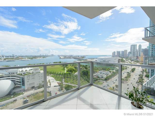1100 Biscayne Blvd #2002, Miami, FL 33132 (MLS #A10984638) :: The Teri Arbogast Team at Keller Williams Partners SW