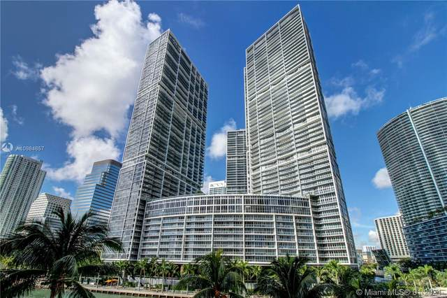 475 Brickell Ave #4515, Miami, FL 33131 (MLS #A10984657) :: KBiscayne Realty