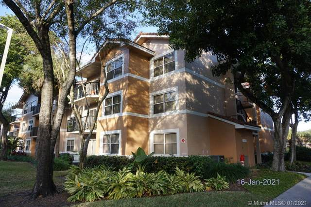 8801 Wiles Rd #308, Coral Springs, FL 33067 (MLS #A10984695) :: The Howland Group