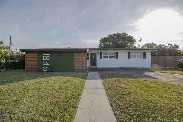 1845 SW 87th Ct, Miami, FL 33165 (MLS #A10984696) :: Carole Smith Real Estate Team