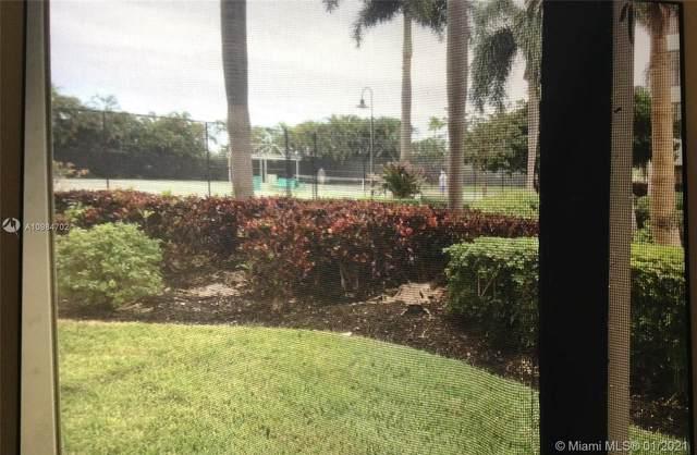 600 Three Islands Blvd #121, Hallandale Beach, FL 33009 (MLS #A10984702) :: Castelli Real Estate Services