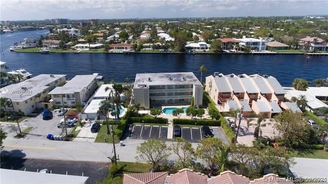 805 S Riverside Dr 3B, Pompano Beach, FL 33062 (MLS #A10984704) :: Carole Smith Real Estate Team