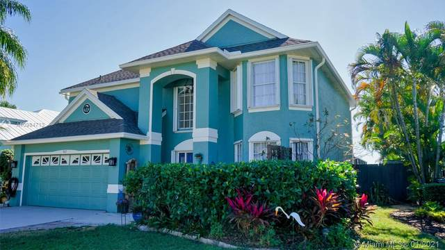 917 NW Waterlily Pl, Jensen Beach, FL 34957 (MLS #A10984713) :: Carole Smith Real Estate Team