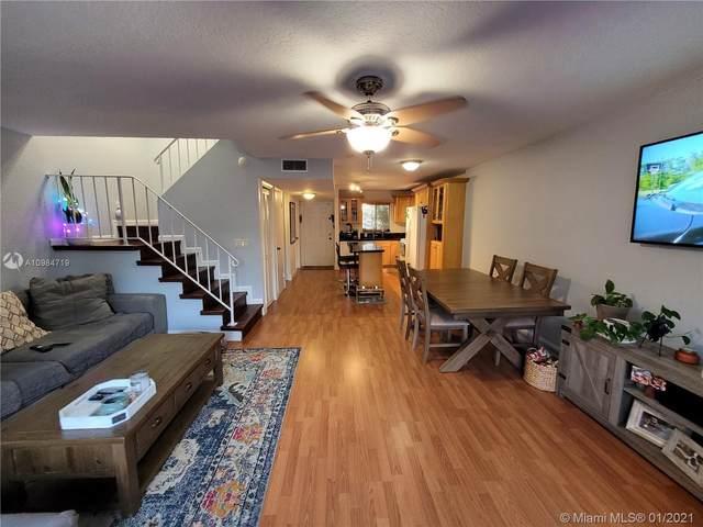 2801 N 34th Ave 16F, Hollywood, FL 33021 (MLS #A10984719) :: Carole Smith Real Estate Team