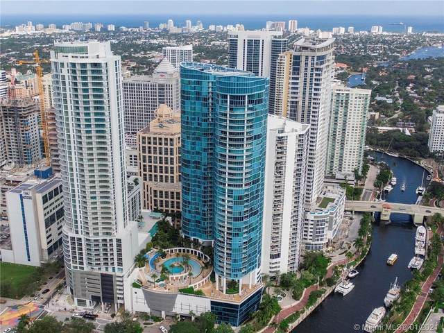 333 Las Olas Way #1205, Fort Lauderdale, FL 33301 (MLS #A10984767) :: The Teri Arbogast Team at Keller Williams Partners SW