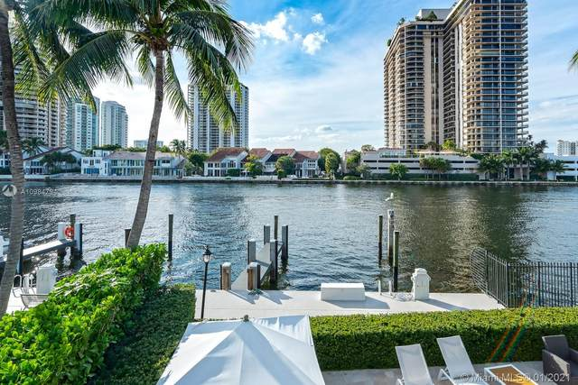19492 38th Ct, Sunny Isles Beach, FL 33160 (MLS #A10984794) :: The Teri Arbogast Team at Keller Williams Partners SW
