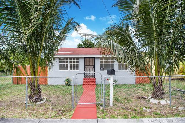 1725 NW 63rd St, Miami, FL 33147 (MLS #A10984796) :: KBiscayne Realty