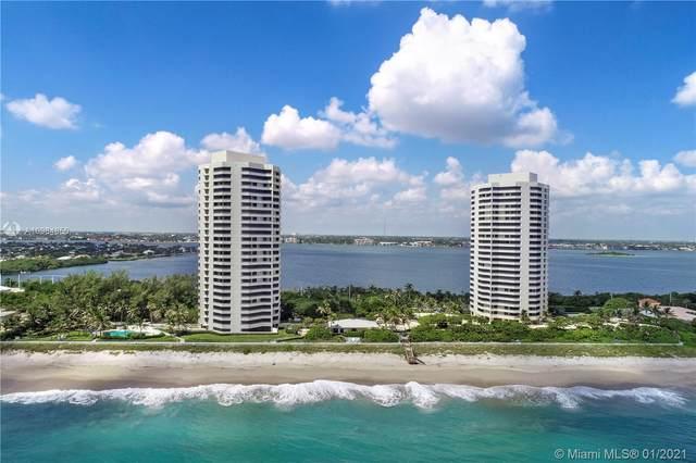 5080 N Ocean Dr 3D, Riviera Beach, FL 33404 (MLS #A10984850) :: Carole Smith Real Estate Team