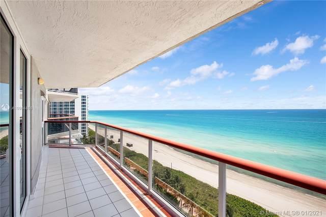 6767 Collins Ave #1110, Miami Beach, FL 33141 (MLS #A10984859) :: Castelli Real Estate Services