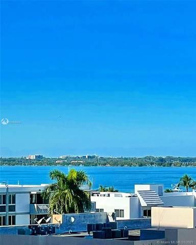 1300 Lincoln Rd C803, Miami Beach, FL 33139 (MLS #A10984959) :: Patty Accorto Team