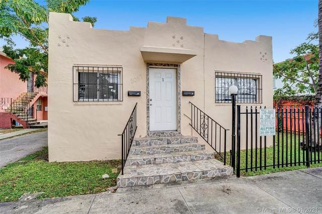 8057 NE 1st Ave, Miami, FL 33138 (MLS #A10984973) :: The Teri Arbogast Team at Keller Williams Partners SW