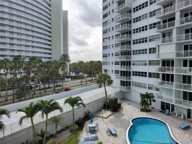 1920 S Ocean Dr #403, Fort Lauderdale, FL 33316 (MLS #A10984999) :: Podium Realty Group Inc
