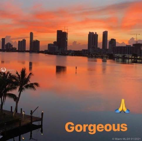 4000 NE 170th St #601, North Miami Beach, FL 33160 (MLS #A10985013) :: Prestige Realty Group