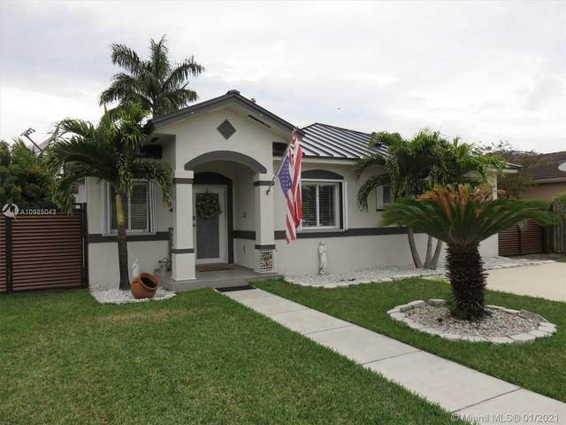 504 SE 12th Ter, Homestead, FL 33033 (MLS #A10985043) :: Rivas Vargas Group
